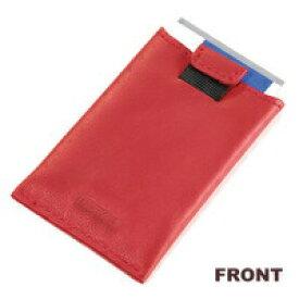 TROIKA(トロイカ) 2ポケットカードケース、フェアーフレンド、レッド TR-CDC15-03-RD カードケース/名刺入れ/パスケース