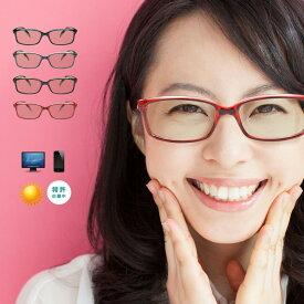 PCメガネ トリプルブロッカー (IRUV1000レンズ採用/2012年特許取得レンズ)紫外線とブルー光線、近赤外線をカットし、目を保護するレンズ・(IRUV1000)採用 パソコン用眼鏡