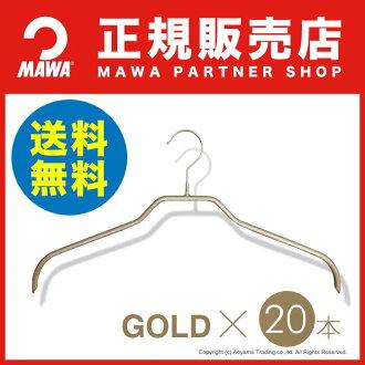 MAWA hanger (mawahanger) ladieshungermini 20 lame gold silhouette 36F MAWA hanger MAWA hanger mawahanger MAWA hanger mawahanger mawahanger gold