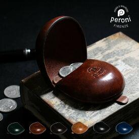 イタリア Peroni ペローニ コインケース 馬蹄型 小銭入 送料無料 父の日 財布 キャッシュレス5%ポイント還元