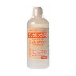 【指定医薬部外品】《大洋製薬》 グリセリンカリ液 (500mL)