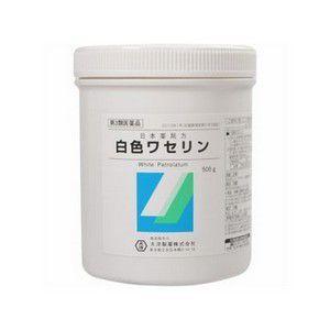 【第3類医薬品】《大洋製薬》 日本薬局方 白色ワセリン (500g)