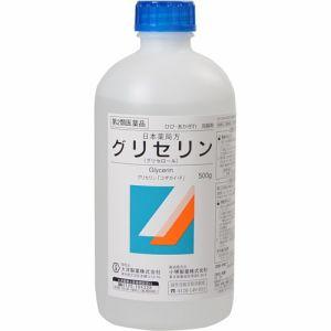 【第2類医薬品】《大洋製薬》 日本薬局方 グリセリン (500g)