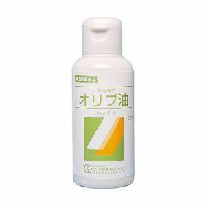 【第3類医薬品】《大洋製薬》 日本薬局方 オリブ油 (100mL)