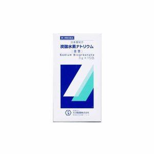 【第3類医薬品】《大洋製薬》 日本薬局方 炭酸水素ナトリウム (3g×15包)