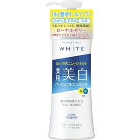 【医薬部外品】《コーセー》 モイスチュアマイルド ホワイト パーフェクトエッセンス 230mL (薬用美白エッセンスローション)