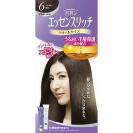 【医薬部外品】《ヘンケルジャパン》 パオン エッセンスリッチクリーム 6 やや濃い栗色 (白髪染め)