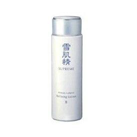 《コーセー》 雪肌精 シュープレム 化粧水II / SKS ローションR (しっとりしたうるおい) 230ml 【医薬部外品】