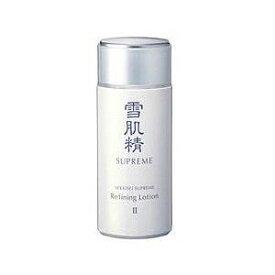 《コーセー》 雪肌精 シュープレム 化粧水II(ミドルサイズ) / SKS ローションR (しっとりしたうるおい) 140ml 【医薬部外品】
