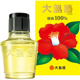【大島椿】 椿油100% 60ml
