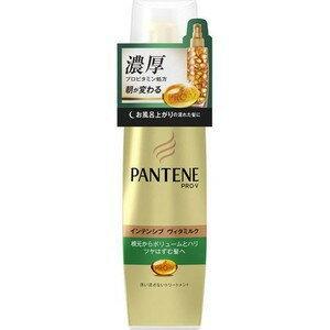 《P&G》 パンテーン PRO-V インテンシブ ヴィタミルク 根元からボリュームとハリ ツヤはずむ髪へ 100mL