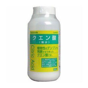 《大洋製薬》 食品添加物 クエン酸(結晶) 500g