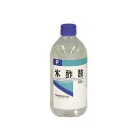 《健栄製薬》 氷酢酸P 500mL