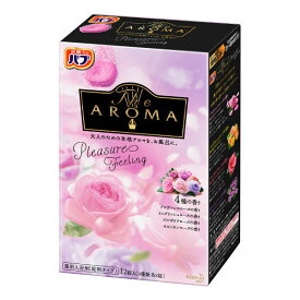 【医薬部外品】《花王》 バブ The Aroma Pleasure Feeling 40g×12錠入 (薬用入浴剤)