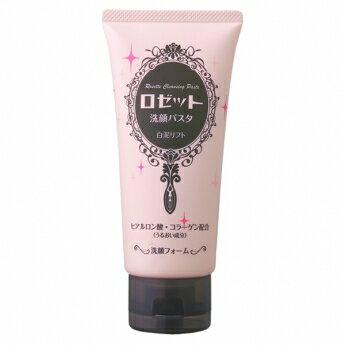 【ロゼット】ロゼット洗顔パスタ 白泥リフト(120g)