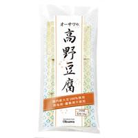 【オーサワジャパン】オーサワの高野豆腐 6枚(50g)