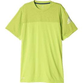 【最大4%OFFクーポン発行中】アディダス(adidas)アディダスエースTシャツ1(BFQ37)AJ3892:セミソーラースライム●テニス/ゲームシャツ(1512)16ss【SS1912】【DEAL】【P50904】