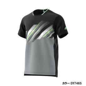 アディダス(adidas) CCTCLUB M TEE シャツ メンズ (19fw) ブラック fws58-dy7465