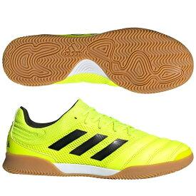 アディダス(adidas) コパ 19.3 IN サラ サッカーシューズ メンズ (19aw) ソーラーイエロー×コアブラック F35503【P10】
