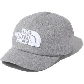 ザ・ノースフェイス(THE NORTH FACE) 帽子 TNFロゴフランネルキャップ キッズ (19fw) ZG NNJ41716-ZG