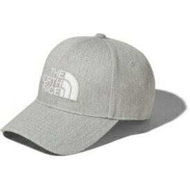 ザ・ノースフェイス(THE NORTH FACE) 帽子 キッズTNFロゴキャップ Kids' TNF Logo Cap キッズ (20ss) ミックスグレー NNJ41850-Z