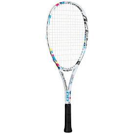 ヨネックス(YONEX) 軟式テニス ソフトテニス ラケット ACEGATE 66 エースゲート ジュニア (2020年モデル) ホワイト 身長130〜140cm(9〜10歳)対象 ジュニア育成シリーズ(張り上げ) ACE66G-011
