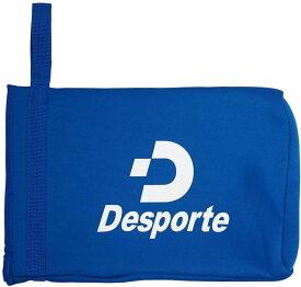 デスポルチ (Desporte) シューズケース ブラック×ケリーグリーン DSB-006-BLU×WHT