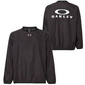 【サイズ交換送料無料】オークリー(OAKLEY) ピステ Enhance Wind Crew 3.7 メンズ (20aw) ブラック FOA401624-02E