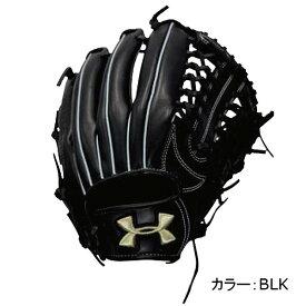 アンダーアーマー(UnderArmour) アンダーアーマー 少年軟式用グラブ(右投げ外野手用) 少年軟式グラブ 外野手用 (18SS) ブラック QBB0260-BLK 野球用品