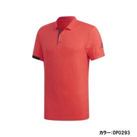 アディダス(adidas) MCODE ポロシャツ シャツ メンズ (19ss) ショックレッドS19/ナイトメット F13 吸汗速乾 fro37-dp0293【P8T】