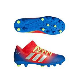 アディダス(adidas) ネメシス メッシ 18.3-ジャパン HG/AG J シューズ ジュニア ウィズ:D-E (19ss) アクティブレッドS19/シルバーメット/フットボールブルー g25767【P10】【ss210350】