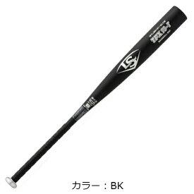 ルイスビルスラッガー(LOUISVILLE SLUGGER) 一般硬式用 金属製 TPX-19T 硬式野球用バット (19SS) 83cm ブラック WTLJBB19T-BK