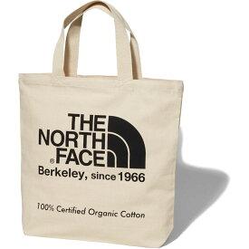 【SALE】ザ・ノースフェイス (THE NORTH FACE) トートバッグ オーガニックコットントート ユニセックス (19ss) ブラック 20L NM819028K【特価】