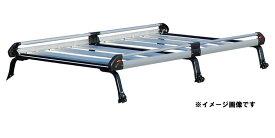 【代引き不可】TUFREQ タフレック 精興工業 Hシリーズ スズキ エブリィ DA17V/DA17W ハイルーフ H27/2〜 ルーフキャリア[6本脚タイプ] HH437A