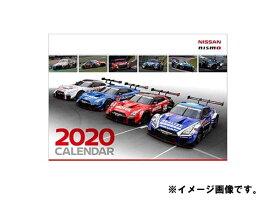日産コレクション カーアクセサリー 2020 NISMO カレンダー 壁掛け KWAA150L00