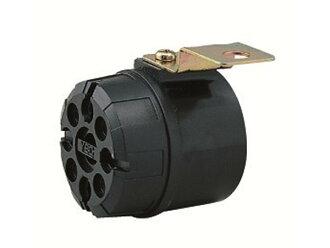 YEC Yamaguchi electric backup alarms piezo sound alarm back DC12V-24V BA057-11 * electrical *