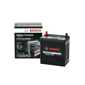【3/5 P10倍】BOSCH ( ボッシュ ) 国産車バッテリー アイドリングストップ車用 [ Hightec Premium ]HTP-M-42/60B20L *バッテリー*