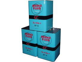 【21日〜マイカー割エントリーでポイント最大5倍】ブレーキフルード 日産 ピットワーク Vシリーズ BF-3 18リットル お買い得3缶セット KN600-50018-11-3