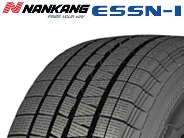 【2017年製】スタッドレスタイヤ ナンカン ESSN-1 15インチ 205/65R15