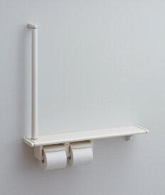 TOTO紙巻器一体型 天然木手すり 62シリーズYHB62LSYHB62RS(収納BOXなし)