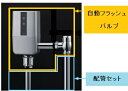 TOTO オートクリーンCフラッシュバルブ本体センサー付きタイプ標準品TEFV70UH(心間120mm)便ふた付き便座、背もたれ…