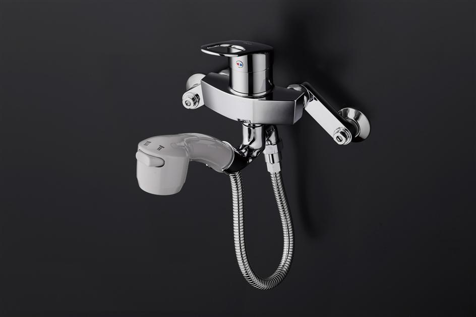TOTOエコシングル水栓 GGシリーズハンドシャワータイプTKGG36E