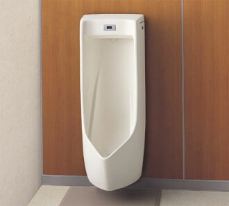 TOTO automatic cleaning urinals-diatect specifications lower lip and salt for the PVC drain batteries UFS800CK