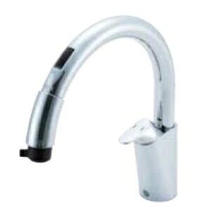 INAX ナビッシュ キッチン用タッチレス水栓 SF-NB451S...