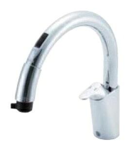 INAX ナビッシュ キッチン用タッチレス水栓 SF-NB454SX