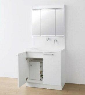 TOTO 전기 온수기 부착 세면 화장대 폭 750밀리 가격 및 화상은 LDRC075BAGEN1A (옥타브/에어 인 샤워・화이트) LMRC075A3GAC1G(옥타브/삼면경) RESK12A2(전기 온수기) 메이커 직송을 위해 대금 상환 결제는 할 수 없습니다.