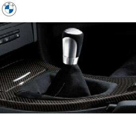 BMW純正 Performance シフトノブ・ブーツ(E90/E91)(右ハンドル)(6速MT車用)(M3を除く)