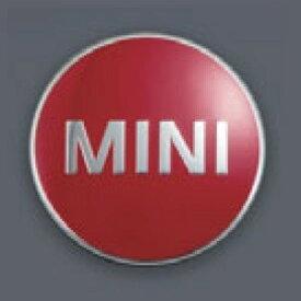 MINI純正 カラード・センター・キャップ(チリ・レッド)(4個セット)(F54/F55/F56/F57/F60)
