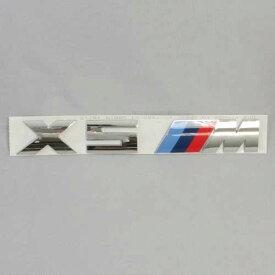 """BMW純正 """"X5 M"""" エンブレム"""