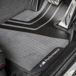 BMWMPerformanceオールウェザー・マット・セット(フロント)(右ハンドル車用)
